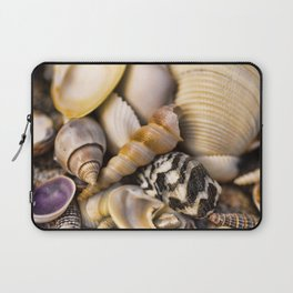 Sea Shell Vision Laptop Sleeve