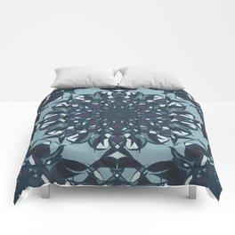 Rainy day - Mosaic Comforters