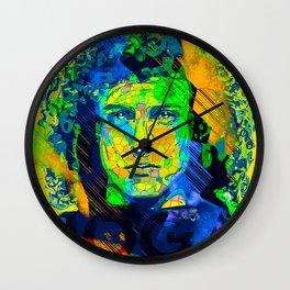 Joga Bonito Wall Clock