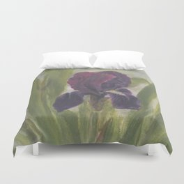 All Iris Duvet Cover