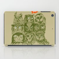 sale iPad Cases featuring Wisdom to the Nines by Rachel Caldwell