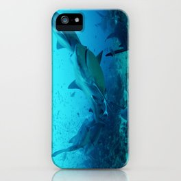 Bull Sharks iPhone Case
