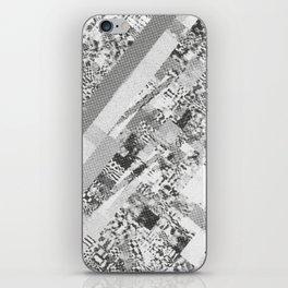 Techno Morning. iPhone Skin