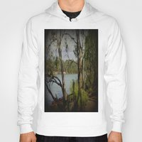 murray Hoodies featuring The Mighty Murray River by Chris' Landscape Images & Designs