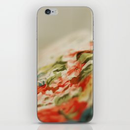 Flower Abstract #01 iPhone Skin