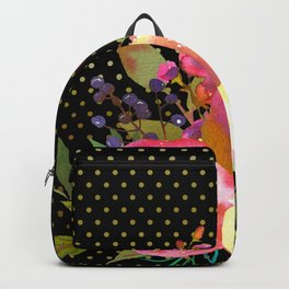 Flowers bouquet #33 Backpack