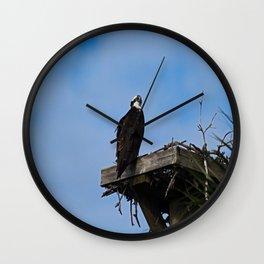 Pinnacle of Power II Wall Clock