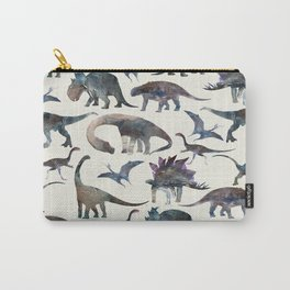Dinosaurs Pattern Carry-All Pouch
