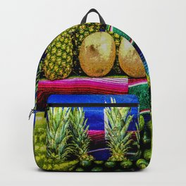 """The """"Art"""" of the New Mexican Food Market Vendor Backpack"""