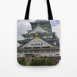 Jade palace Tote Bag