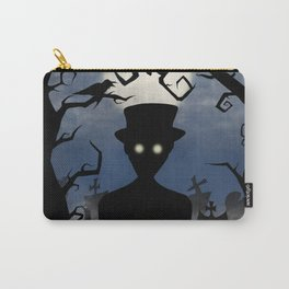 Moonlight Cemetery Carry-All Pouch
