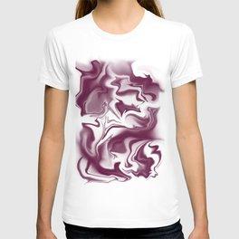 """ABSTRACT LIQUIDS XLII """"42"""" T-shirt"""
