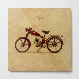 Ducati 60 1950 Metal Print