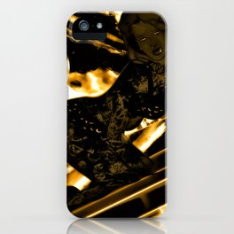 Holly Wood iPhone Case