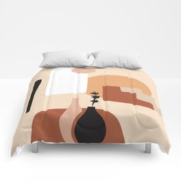 Abstract Elements 18 Comforters