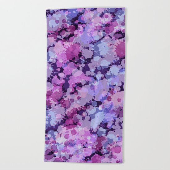 Abstract XXV Beach Towel