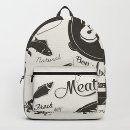 Meat Lovers Backpack