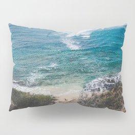 Surfer meets Sea - Diamond Head / Oahu / Hawaii Pillow Sham