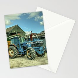 TW25 and Trailer Stationery Cards