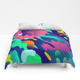 Splash Pattern Comforters