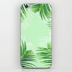 Tropical Palm #society6 #buyart iPhone & iPod Skin