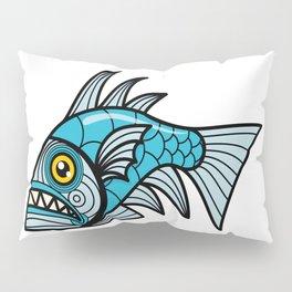 Escher Fish pattern I Pillow Sham
