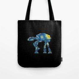 Starry Walker Tote Bag