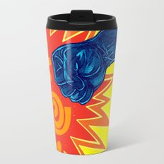 Superheroes SF Travel Mug
