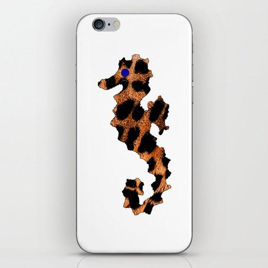 SEA LEOPARD iPhone & iPod Skin