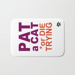 PAT a CAT Bath Mat