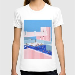Spain Pool T-shirt