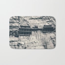 Hanging Temple in Datong Bath Mat