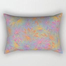 Flower Sea 3 Rectangular Pillow
