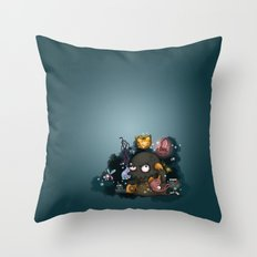 call of cthulhu Throw Pillow