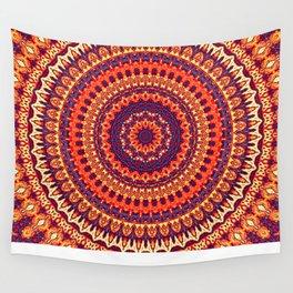 Mandala 199 Wall Tapestry