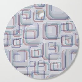 Abstract 202 Cutting Board