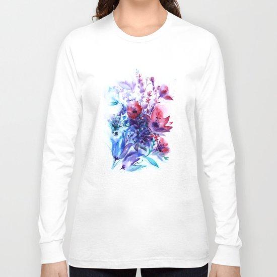 Wildflowers Long Sleeve T-shirt