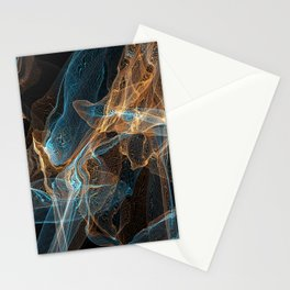 Adi Fu Fu Fu Stationery Cards
