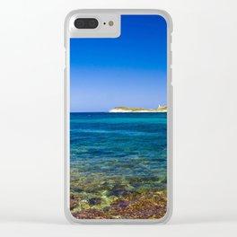 Corse 3.1 Clear iPhone Case