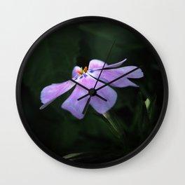Lavender Beacon Wall Clock