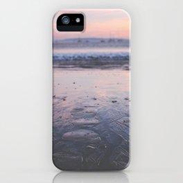 A California Sunset iPhone Case