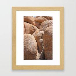 Joshua Tree IV Framed Art Print