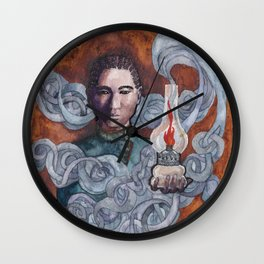 The House Wall Clock