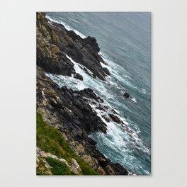 Coastal Rocks Canvas Print