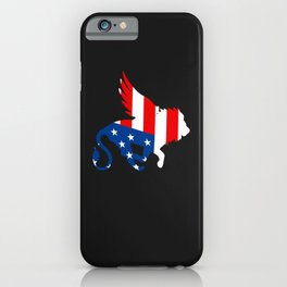 American Griffin iPhone Case
