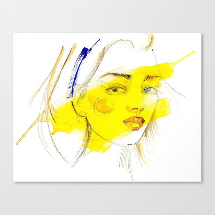 Colorlove 2 Canvas Print