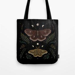 Saturnia Pavonia Tote Bag
