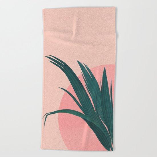 Flora #10 Beach Towel
