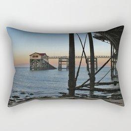 Pier & Posts. Rectangular Pillow