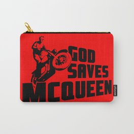 God saves McQueen Carry-All Pouch